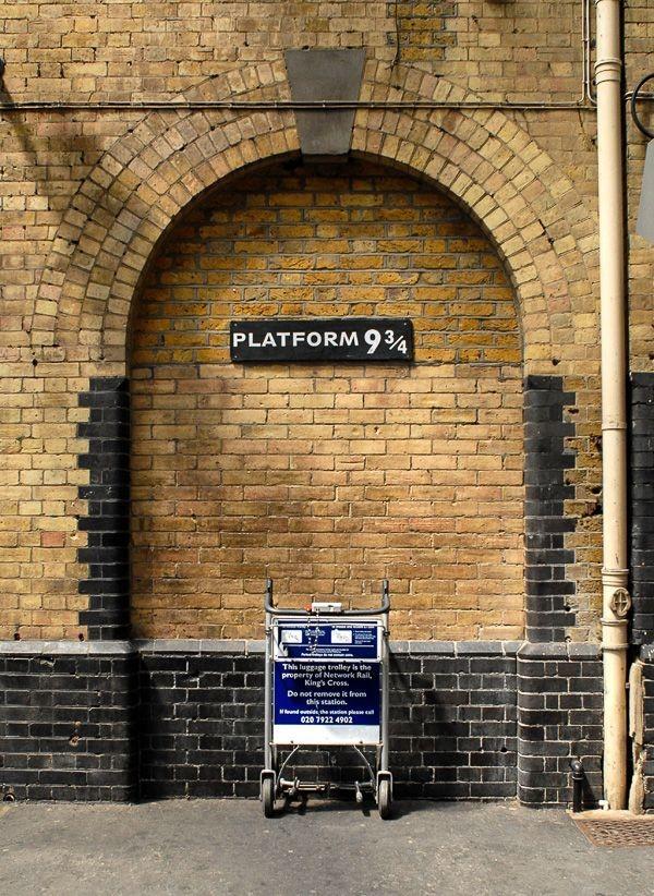 Harry Potter meets Jesus Sermon Podcast 5 - Platform 9 3/4