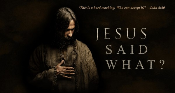 Jesus Said in The Feast of Tabernacles