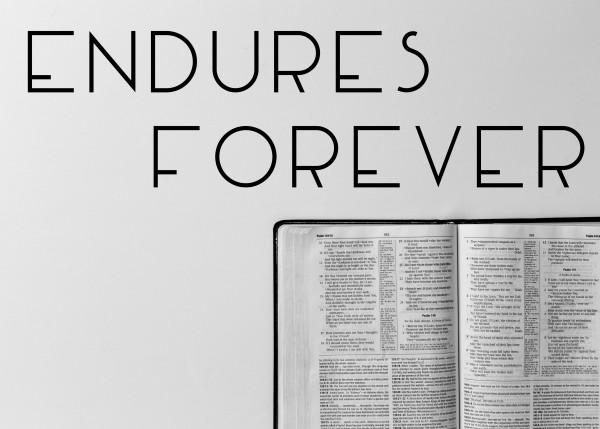 Endures Forever