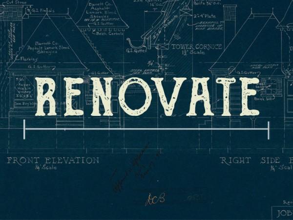 Renovate: Week 4