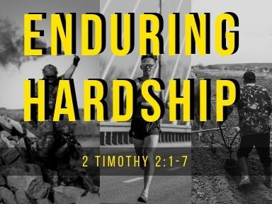 enduring-hardshipEnduring Hardship