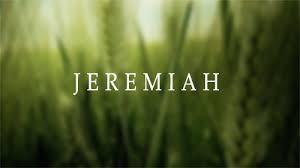 """Jeremiah 1 """"Man of Courage"""""""