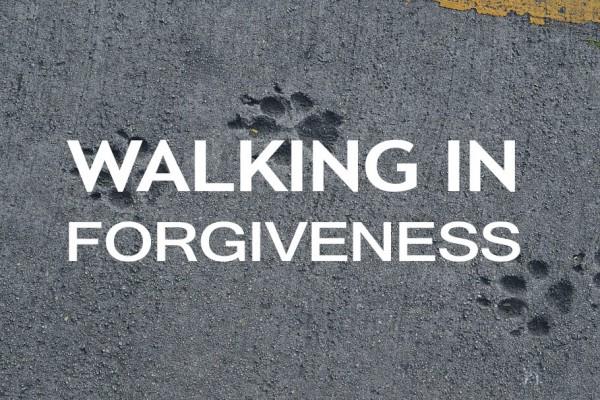 Walking In Forgiveness