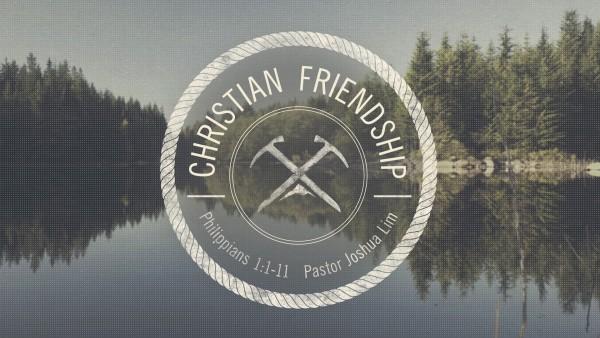 christian-friendshipChristian Friendship
