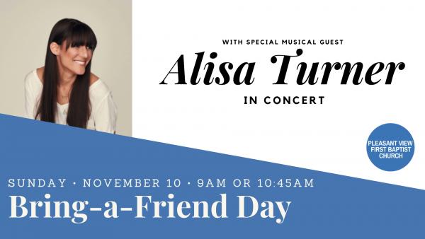 bring-a-friend-sundayBring-A-Friend Sunday