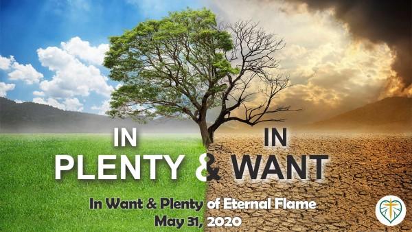 in-plenty-of-want-of-eternal-flameIn Plenty of Want of Eternal Flame