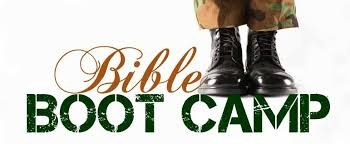 "Bible Boot Camp ""The Battel Without"""