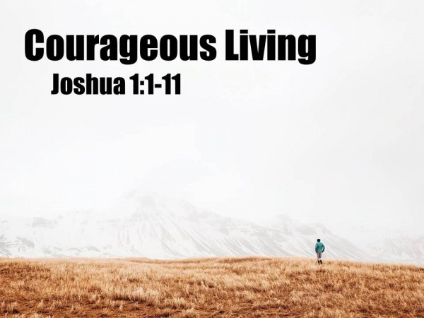 courageous-livingCourageous Living