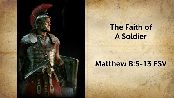 the-faith-of-a-soldierThe Faith Of A Soldier