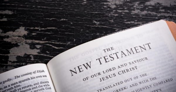 The Holy Spirit in the New Testament.