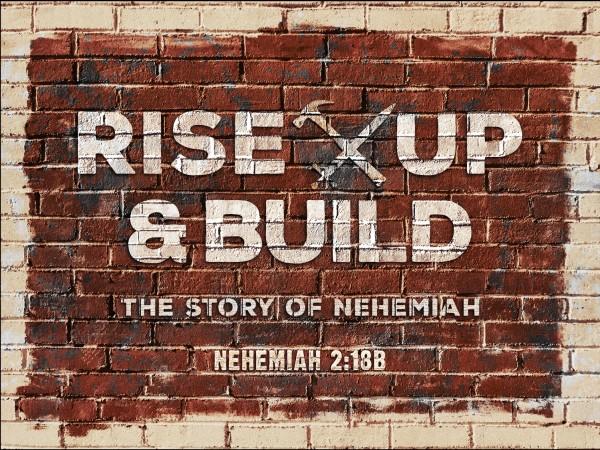 12-2-2018 Pastor Gareth - Nehemiah