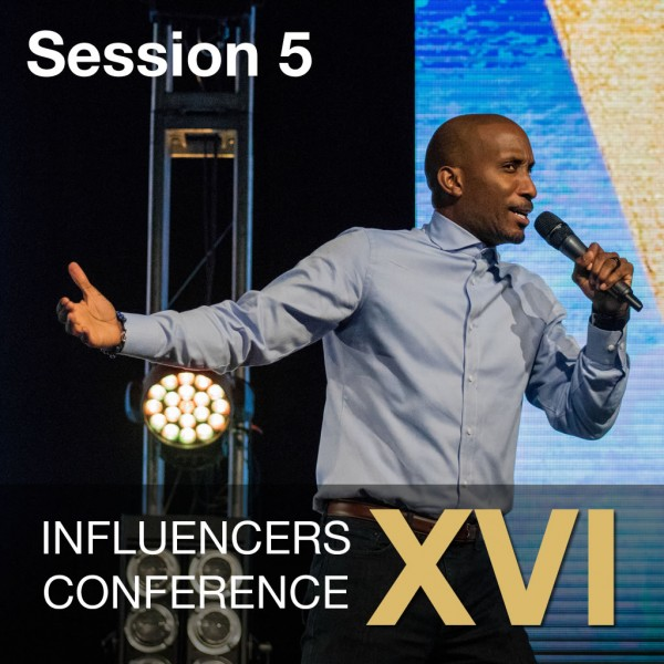Influencers Conference XVI Session 5: Dr. Dharius Daniels