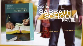 lesson-1-the-uniqueness-of-the-bible-3abn-sabbath-school-panel-q2-2020Lesson 1 : The Uniqueness of the Bible - 3ABN Sabbath School Panel - Q2 2020