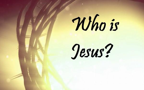 jesus-the-anointed-oneJesus - The Anointed One