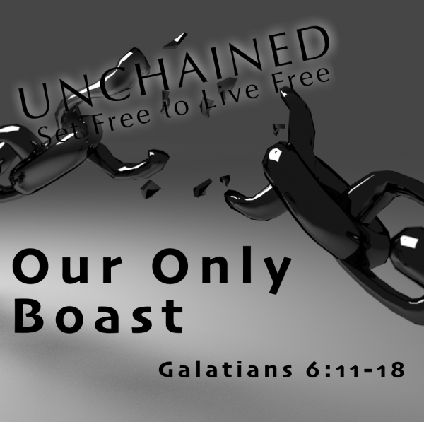Our Only Boast