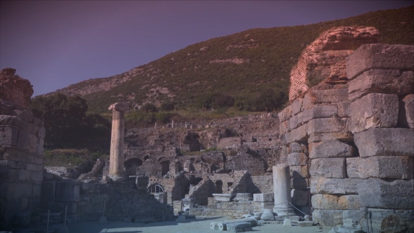The 7 Churches : Pergamum