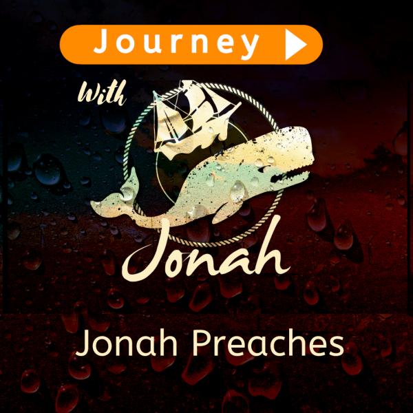 Jonah Preaches