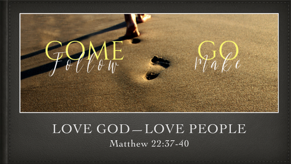 Love God -- Love People
