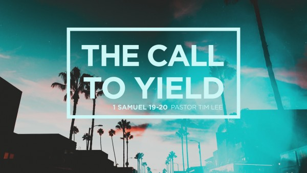 the-call-to-yieldThe Call to Yield