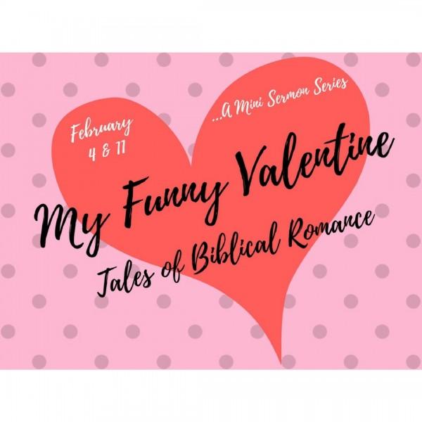 My Funny Valentine:  Jacob + Leah + Rachel