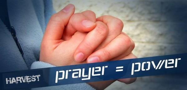 prayer-power-part-1Prayer = POWER part 1