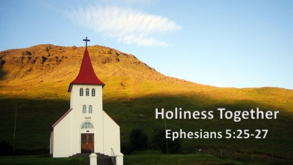 Holiness Together