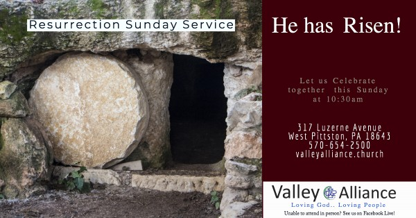 resurrection-sunday-2019Resurrection  Sunday 2019