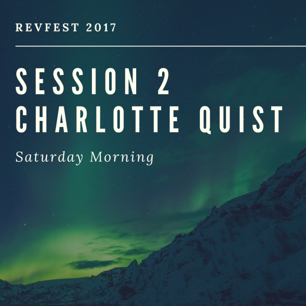 Session 2 / Saturday Morning