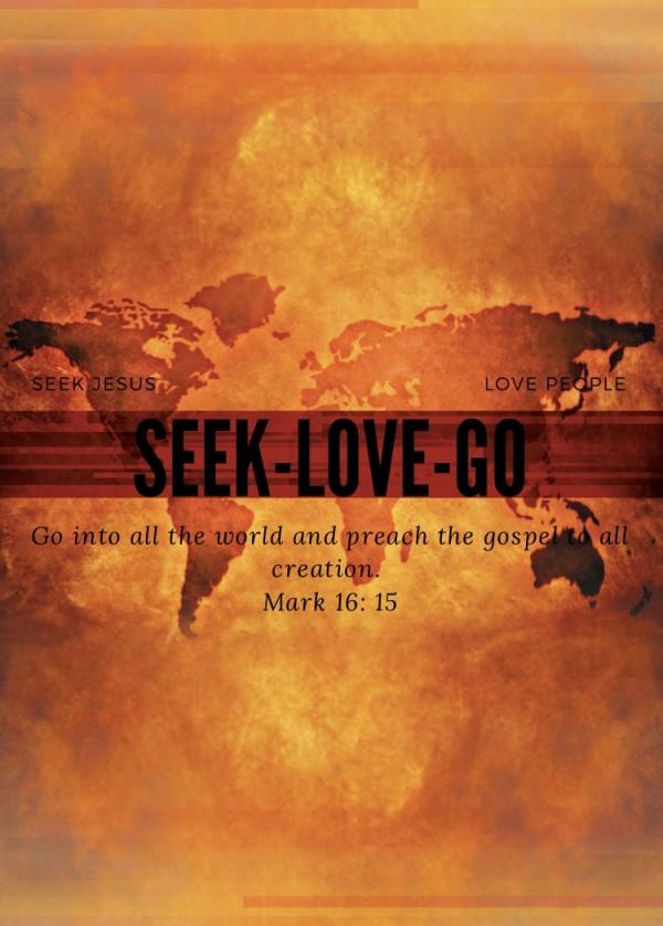 seek-love-goSeek, Love, Go