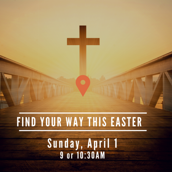 Find Your Way This Easter
