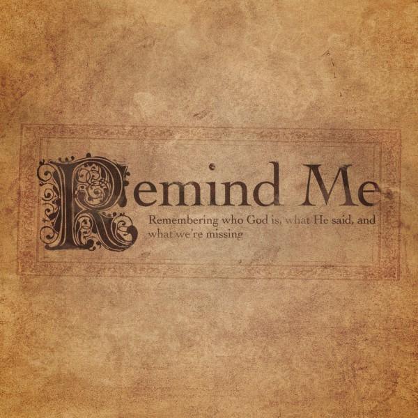 sg-remind-me-gods-wordSG Remind Me  - God's Word