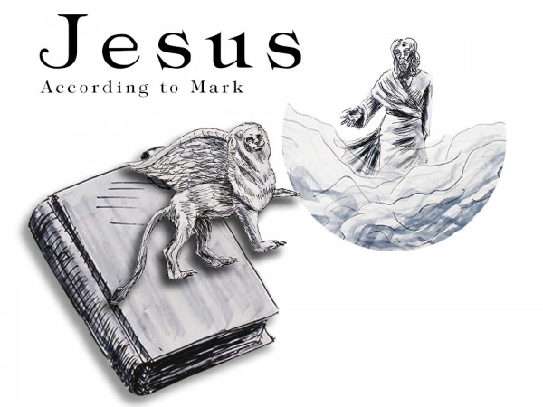 Jesus According to Mark - Part 1- Introduction