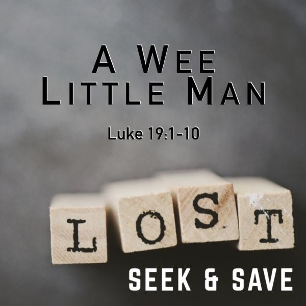 A Wee Little Man