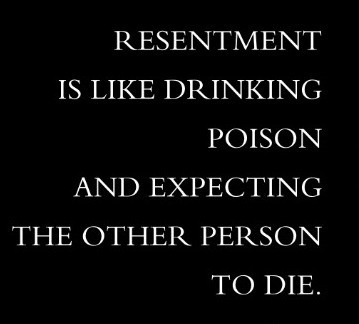 Living in Triumph over Resentment -Part 2