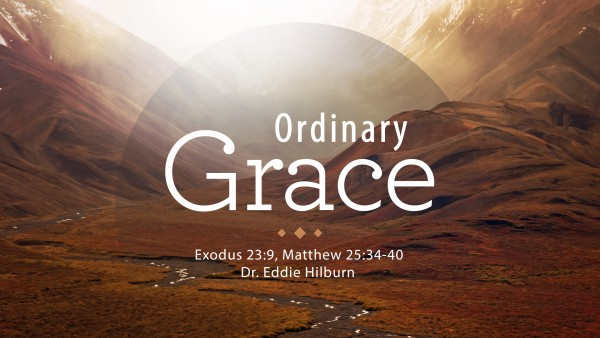 Ordinary Grace