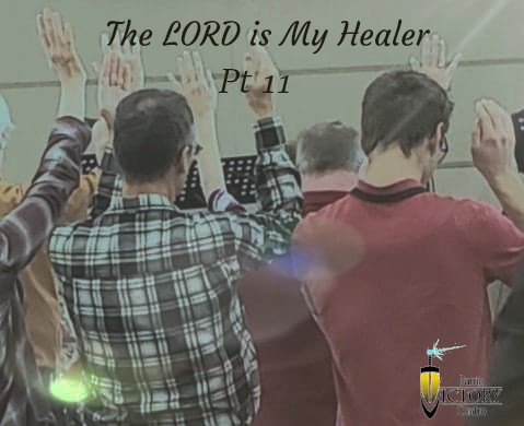 The LORD is my healer 11
