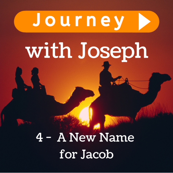 A New Name for Jacob