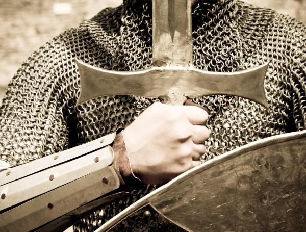 Ephesians 6:10-21 Sermon Podcast - Stand your ground.