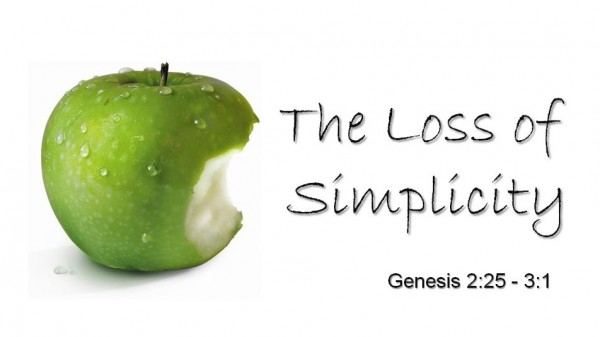 The Loss of Simplicity
