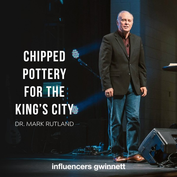 chipped-pottery-for-the-kings-city-presented-by-dr-mark-rutlandChipped Pottery for the King's City presented by Dr. Mark Rutland