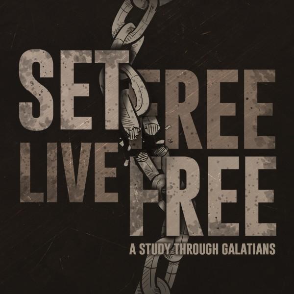 cr-sg-set-free-live-free-gospel-centricCR & SG   Set Free  Live Free