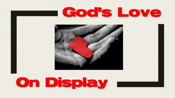 gods-love-on-displayGods Love On Display