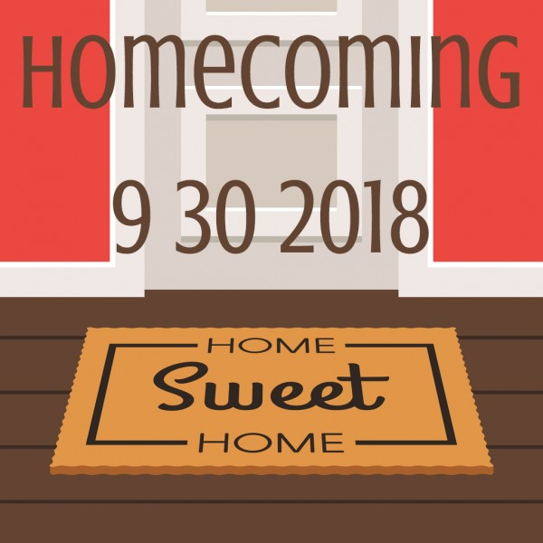 9.30.18 - Pastor Gareth - Homecoming