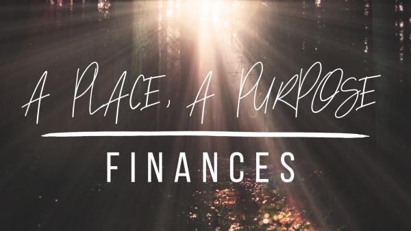 A Place for Finances