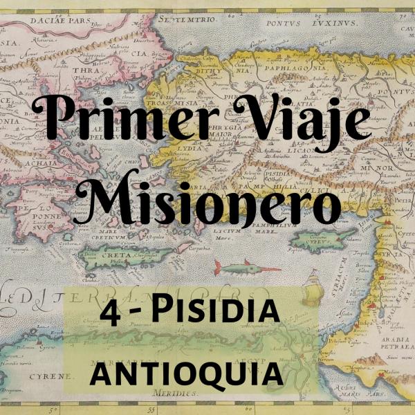 Pisidia antioquia