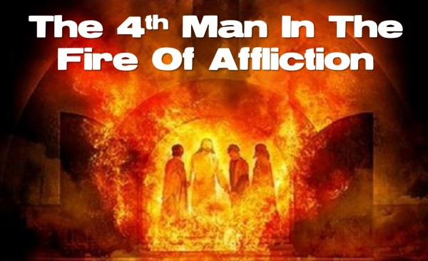 The 4th Man In The Fire Of Affliction