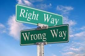 Heading the Right Way Roman 12