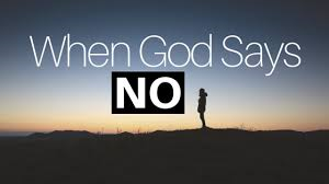 Willing Vessels Podcast: When God says No! - Listen Online