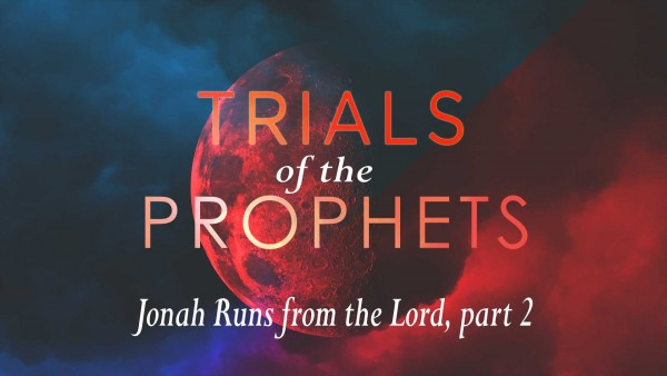 LOC Radio Jonah Runs From The Lord Part 2
