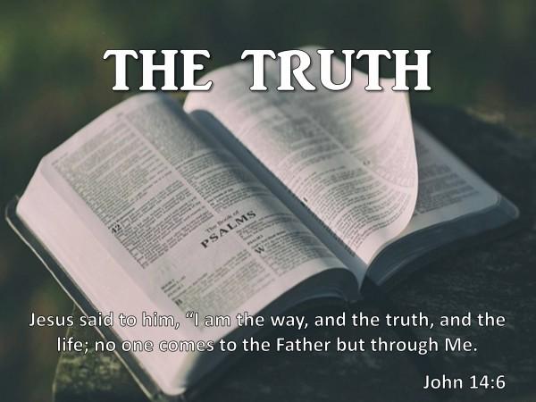 the-truthThe Truth